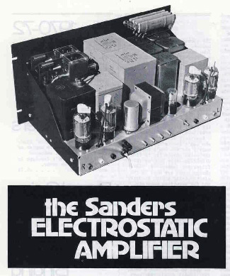 Sanders Sound Systems - Build a Hybrid Tube Amplifier to drive