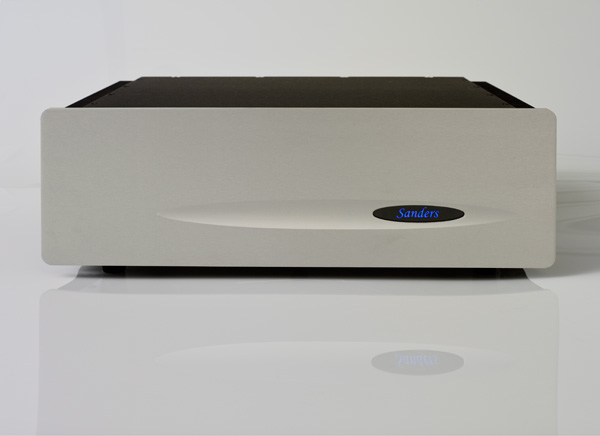 Sanders Sound Systems ESL Monoblock Amplifier Silver